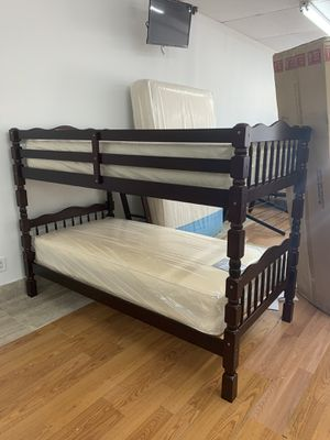 Twin/twin bunk bed for Sale in Baldwin, NY