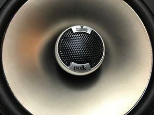 Polk audio 6 1/2 slim out coaxial for Sale in Goodyear, AZ