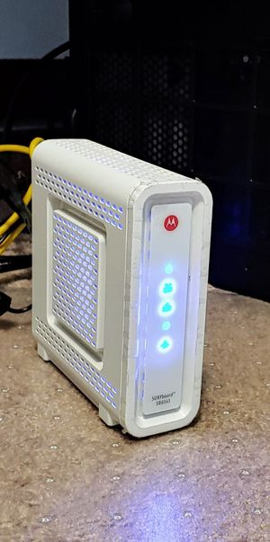 Motorola surfboard modem for Sale in Everett, WA