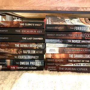 Ernest Dempsey Series For Sale! for Sale in Oakland, CA
