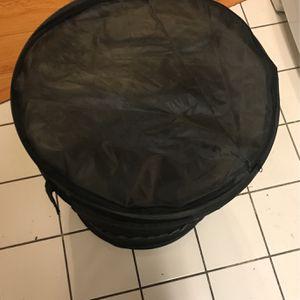 New Pop-Up-Mesh-Hamper-Storage-Laundry-Bag-Basket for Sale in Las Vegas, NV