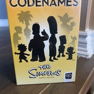 Code Names The Simpsons for Sale in Dearborn Heights, MI