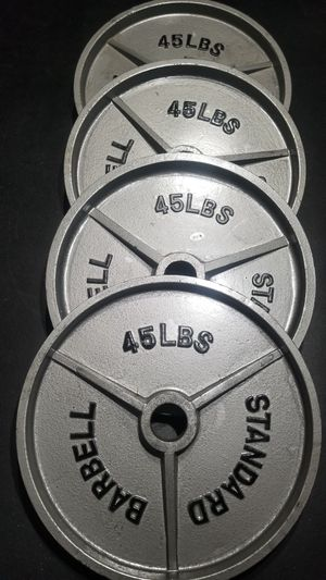 Olympic weights for Sale in Joint Base Lewis-McChord, WA