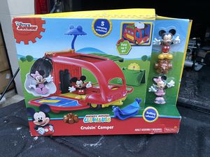 Mickey Mouse clubhouse Disney Junior's cruise camper for Sale in Tampa, FL