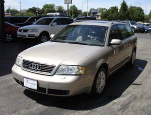 2001 Audi A6 Wagon for Sale in Baltimore, MD