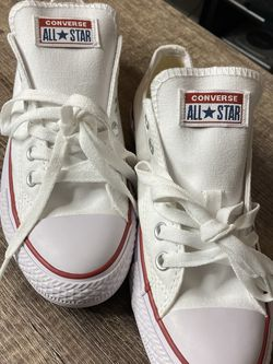 Converse All Stars All White for Sale in Las Vegas,  NV