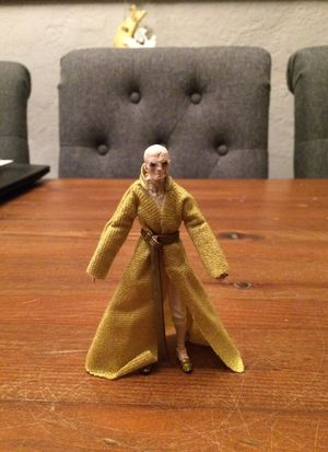 Star Wars The Vintage Collection The Last Jedi Supreme Leader Snoke action figure loose complete for Sale in Puyallup, WA