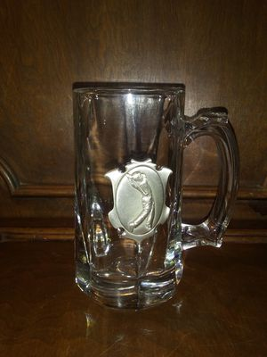 Glass Sport Mug, Golf Swing for Sale in Raleigh, NC