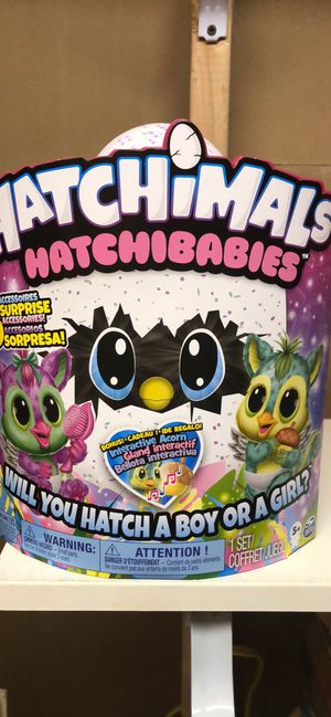 Brand new Hatchimal ❤️❤️🌟 for Sale in Spokane Valley, WA