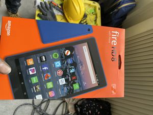 Kindle fire with Alexa for Sale in Duquesne, PA