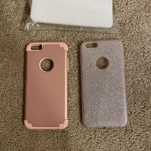 iPhone 6 Plus Case - Glitter Case Is New for Sale in Sammamish, WA