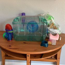 Hamster Cage Include Everything You Need And More for Sale in Castro Valley,  CA