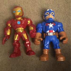 Iron Man, Captain America, Super Hero,kids, Toys, Boys for Sale in National City, CA
