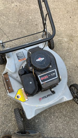 Running lawn mower for Sale in Roy, WA