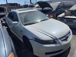 2006 Acura TL - Parting Out for Sale in Fontana, CA