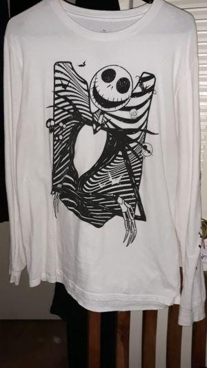 The Nightmare Before Christmas/Jack Skellington shirt for Sale in Winston-Salem, NC