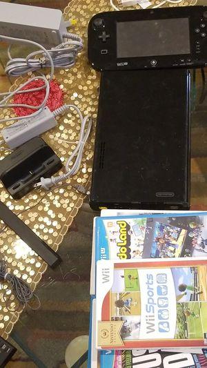 Nintendo Wii U for Sale in Queens, NY