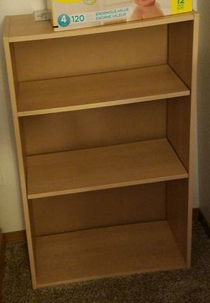 Small book shelf for kids for Sale in Buckley, WA