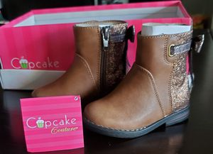 Baby girl boots for Sale in Avondale, AZ