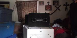 Professional bose loud speaker for Sale in Crosby, TX