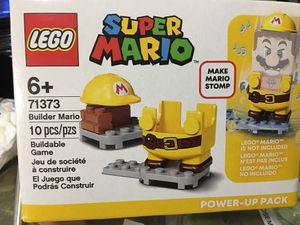 LEGO SUPWR MARIO MAKE MARIO STOMP for Sale in Aliso Viejo, CA
