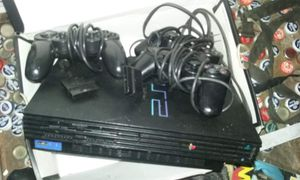 Ps2 with 2 controll2 for Sale in Montgomery, AL