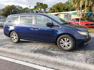 2015 Honda Odyssey for Sale in St Petersburg, FL
