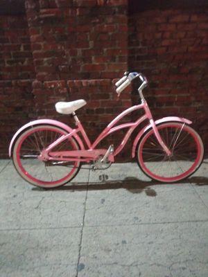 Ladies Beach cruiser bike pink electra for Sale in San Francisco, CA