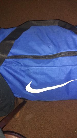 Blue Nike Gym Bag for Sale in Cleveland, OH