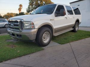 2005 Ford Excursion Super Nice for Sale in Santa Ana, CA