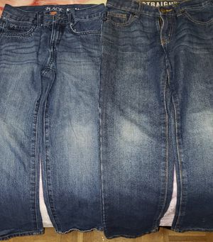 Size 8T Boy Jean's for Sale in Renton, WA
