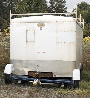 2006 8.5x16 Royal Cargo Enclosed Trailer - 10,000 lb GVW for Sale in Walton Hills, OH