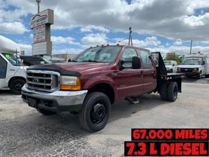 1999 Ford Super Duty F-550 for Sale in St.Petersburg, FL