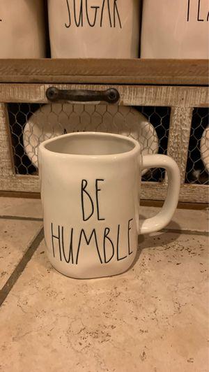Rae Dunn be humble mug for Sale in Fresno, CA