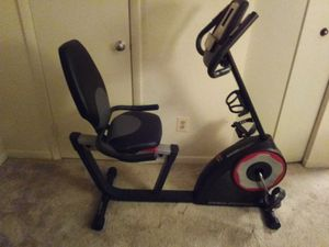 Recumbent exercise bike*New for Sale in Silver Spring, MD
