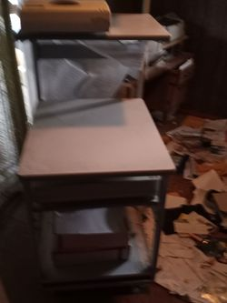 Computer Desks,and Printer Machines, Low Price for Sale in View Park-Windsor Hills,  CA
