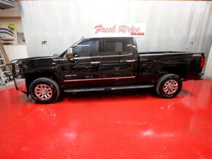2015 Chevrolet Silverado 2500HD Built After Aug 14 for Sale in Evans, CO