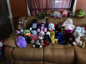 Teddy bears stuff animals for Sale in Ruskin, FL