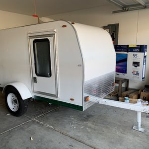 Teardrop Travel Camper Trailer for Sale in Henderson, NV