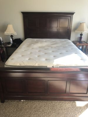 Bed and Frame for Sale in Denver, CO