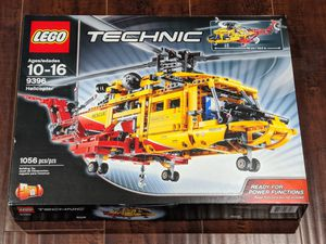 Brand new retired LEGO #9396 helicopter for Sale in Anaheim, CA