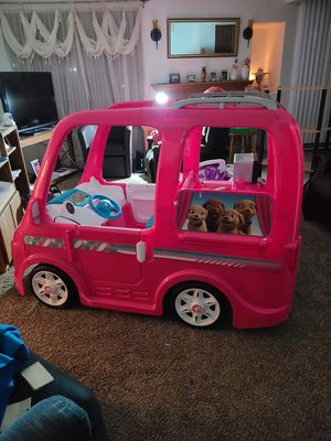 Barbie dream camper for Sale in Denver, CO