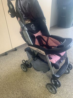 Baby Stroller by Perego with many different compartments. In great condition for Sale in Sunrise, FL