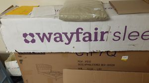 Wayfair Sleep Mattress and Box Spring make me a offer? for Sale in Wayne, NE