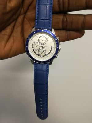 Blue Trendy Watch by Daniel David for Sale in Silver Spring, MD