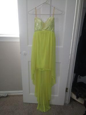 Yellow prom dress for Sale in MIDDLEBRG HTS, OH