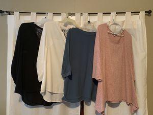 Women's 2x tops for Sale in Azusa, CA