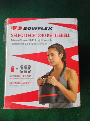 Bowflex SelectTech 840 Kettlebell for Sale in Garden Grove, CA