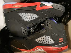 "Jordan 5 ""Top 3"" Retro— US Mens Size 10 (BRAND NEW) for Sale in Arcadia, CA"