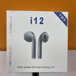I12 Bluetooth Headphones for Sale in Durham, NC